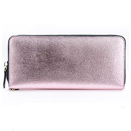 Coque Pochette Cuir Universel H22 Rose
