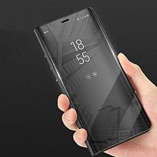 Coque Plastique Rigide Sables Mouvants pour Samsung Galaxy Note 8 Noir