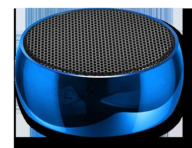 Mini Haut Parleur Enceinte Portable Sans Fil Bluetooth Haut-Parleur S25 Bleu