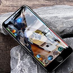 Film Verre Trempe Protecteur d'Ecran F11 pour Apple iPhone 8 Plus Clair