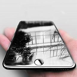 Film Verre Trempe Protecteur d'Ecran F17 pour Apple iPhone 8 Plus Clair