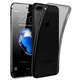 Coque Ultra Fine Silicone Souple Transparente T16 pour Apple iPhone 8 Plus Clair