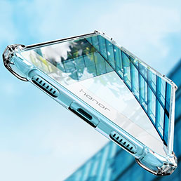 Housse Ultra Fine TPU Souple Transparente T03 pour Huawei Honor 6X Clair
