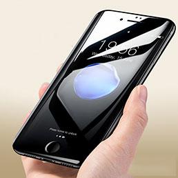 Film Verre Trempe Protecteur d'Ecran F03 pour Apple iPhone 8 Clair