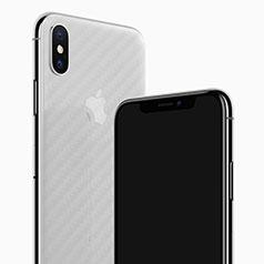Film Protecteur Arriere pour Apple iPhone X Clair