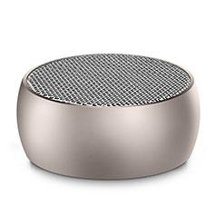 Mini Haut Parleur Enceinte Portable Sans Fil Bluetooth Haut-Parleur S25 Or