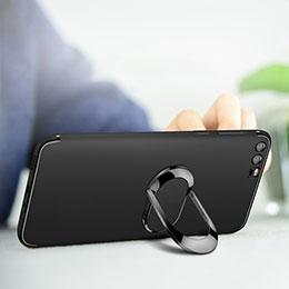 Coque Ultra Fine Silicone Souple Q03 pour Huawei P10 Plus Noir