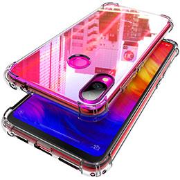 Housse Ultra Fine TPU Souple Transparente T04 pour Xiaomi Redmi Note 7 Clair