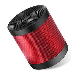 Mini Haut Parleur Enceinte Portable Sans Fil Bluetooth Haut-Parleur S21 Rouge