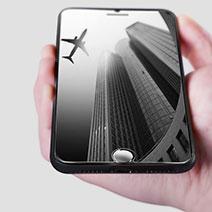 Film Verre Trempe Protecteur d'Ecran F12 pour Apple iPhone 7 Plus Clair