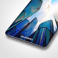 Film Verre Trempe Protecteur d'Ecran T04 pour Huawei P10 Clair