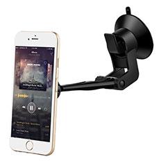 Support Telephone Voiture avec Ventouse Universel M01 Noir