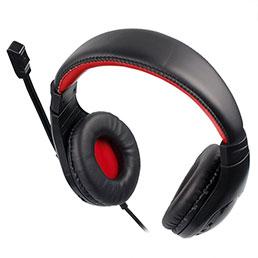 Casque Ecouteur Filaire Sport Stereo Intra-auriculaire Oreillette H59 Noir
