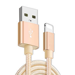 Chargeur Cable Data Synchro Cable L08 pour Apple iPhone 6 Plus Or