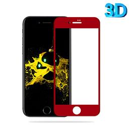 Film 3D Verre Trempe Protecteur d'Ecran pour Apple iPhone 8 Plus Clair