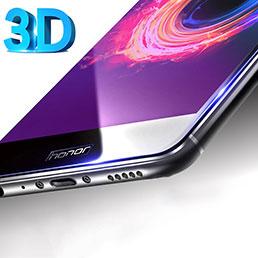 Film 3D Verre Trempe Protecteur d'Ecran pour Huawei Honor 8 Pro Clair
