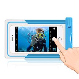 Housse Pochette Etanche Waterproof Universel W03 Bleu Ciel