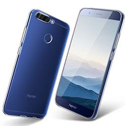 Housse Ultra Fine TPU Souple Transparente T03 pour Huawei Honor 8 Pro Clair
