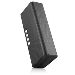 Mini Haut Parleur Enceinte Portable Sans Fil Bluetooth Haut-Parleur S17 Noir