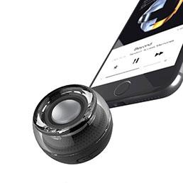 Mini Haut Parleur Enceinte Portable Sans Fil Bluetooth Haut-Parleur S28 Noir
