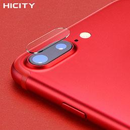 Verre Trempe Protecteur de Camera F02 pour Apple iPhone 7 Plus Clair