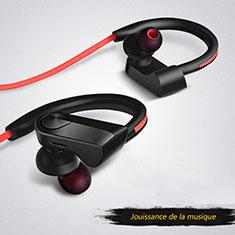 Ecouteur Casque Sport Bluetooth Stereo Intra-auriculaire Sans fil Oreillette H53 Blanc