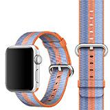 Bracelet Milanais pour Apple iWatch 3 42mm Orange