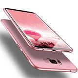 Coque Ultra Fine Silicone Souple pour Samsung Galaxy S8 Plus Rose
