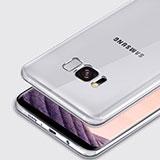Housse Ultra Fine TPU Souple Transparente T02 pour Samsung Galaxy S8 Clair