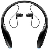 Ecouteur Casque Sport Bluetooth Stereo Intra-auriculaire Sans fil Oreillette H51 Noir