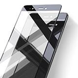 Film Protecteur d'Ecran Verre Trempe Integrale F02 pour Xiaomi Mi 5S Noir
