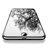 Film Verre Trempe Protecteur d'Ecran F10 pour Apple iPhone 8 Clair