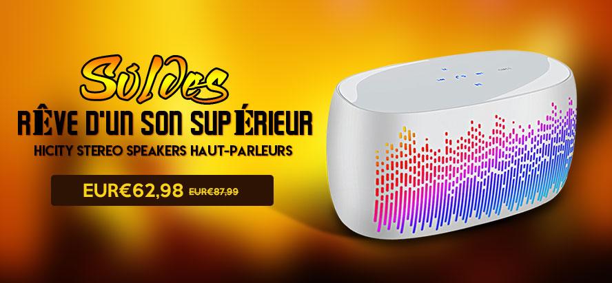 Mini Haut Parleur Enceinte Portable Sans Fil Bluetooth Haut-Parleur