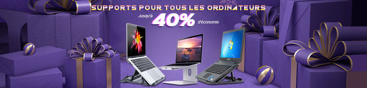 Support de Bureau pour Laptop