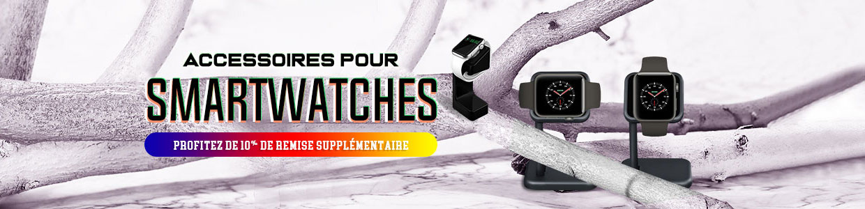 Support de Bureau pour iWatch