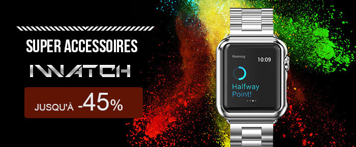 Accessoires Apple iWatch 3 42mm