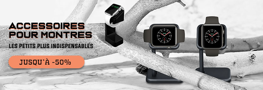 Support de Bureau pour Apple iWatch