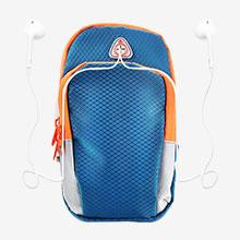 Brassard Sport Coque Losange Universel B01 Bleu