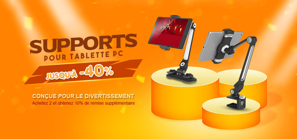 Support de Bureau pour Tablette