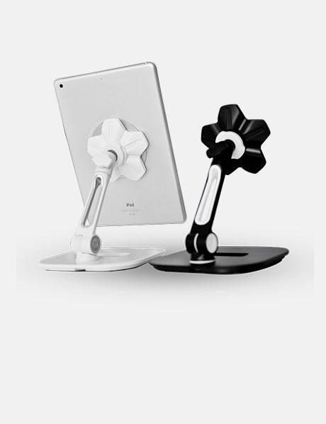 Support de Bureau Support Tablette Flexible Universel