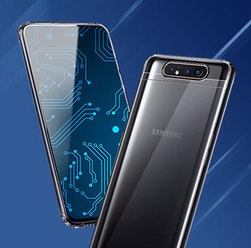 Coques Samsung A80