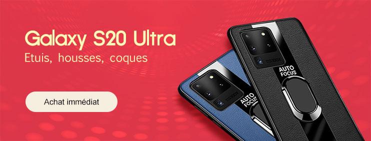 Coques Samsung Galaxy S20 Ultra