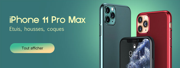 Coques Apple iPhone 11 Pro Max