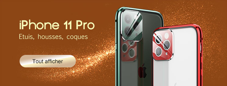 Coques Apple iPhone 11 Pro