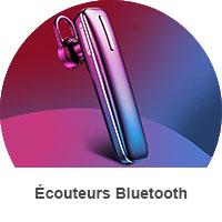 Ecouteur Sport Bluetooth Stereo Casque Intra-auriculaire Sans fil Oreillette