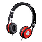 Casque Filaire Sport Stereo Ecouteur Intra-auriculaire Oreillette H60 Rouge
