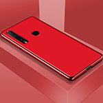 Coque Ultra Fine Silicone Souple 360 Degres Housse Etui C05 pour Huawei Honor 20 Lite Rouge
