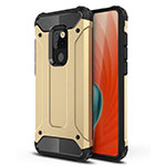 Coque Ultra Fine Silicone Souple 360 Degres Housse Etui S02 pour Huawei Mate 20 Or