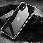 Coque Ultra Fine TPU Souple Transparente U01 pour Apple iPhone 11 Clair
