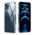 Etui Ultra Fine TPU Souple Transparente T02 pour Apple iPhone 12 Pro Max Clair